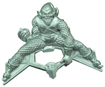 Image: Marvel Metal Bottle Opener: Green Goblin  -