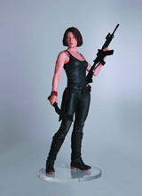 Image: Walking Dead TV Statue: Maggie Green  (1/4-scale) -