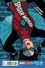 Image: Spider-Woman #5 (2nd printing variant)  [2015] - Marvel Comics