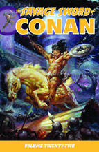 Image: Savage Sword of Conan Vol. 22 SC  - Dark Horse Comics