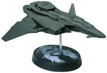Image: Halo 5 UNSC Prowler Ship Replica  - Dark Horse Comics