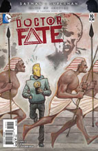 Image: Doctor Fate #10 - DC Comics