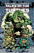Image: Tales of the Teenage Mutant Ninja Turtles Vol. 08 SC  - IDW Publishing