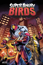 Image: Angry Birds: Super Angry Birds SC  - IDW Publishing