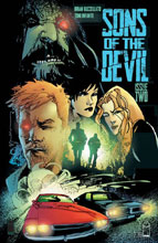 Image: Sons of the Devil #2 (cover B - Sienkiewicz) - Image Comics