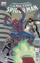 Image: Amazing Spider-Man #9 (McLeod Classic variant cover - 00931) - Marvel Comics
