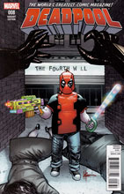 Image: Deadpool #8 (Chaykin Classic variant cover) - Marvel Comics
