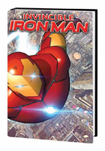 Image: Invincible Iron Man Vol. 01: Reboot HC  - Marvel Comics