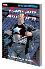 Image: Captain America Epic Collection: Man Without a Country SC  - Marvel Comics