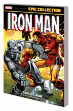 Image: Iron Man Epic Collection: Duel of Iron SC  - Marvel Comics