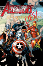 Image: Avengers Standoff: Assault on Pleasant Hill Alpha Saiz Poster  - Marvel Comics
