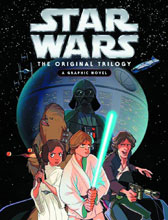 Image: Star Wars: The Original Trilogy: A Graphic Novel HC  - Disney Lucasfilm Press