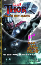 Image: Thor: Dueling with Giants: Book 1 of the Tales of Asgard Trilogy SC  - Joe Books Inc.