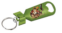 Image: DC Bombshells Opener Keychain: Harley Quinn 24-Piece Bag  - Cryptozoic Entertainment