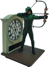Image: Arrow TV Season 1 Statue Bookend  - Icon Heroes