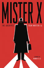 Image: Mister X: The Archives SC  - Dark Horse Comics