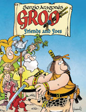 Image: Groo: Friends and Foes HC  - Dark Horse Comics