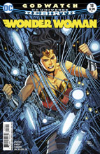 Image: Wonder Woman #18  [2017] - DC Comics