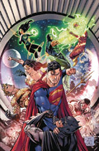 Image: Justice League Vol. 02: Outbreak SC  - DC Comics