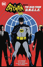 Image: Batman '66 Meets the Man from U.N.C.L.E. SC  - DC Comics