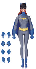 Image: Batman the Animated Series Action Figure 041: Batgirl    - DC Comics
