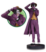 Image: DC Designer Series Statue: The Joker by Brian Bolland  - DC Comics