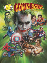 Image: Top 100 Comic Book Movies SC  - IDW Publishing