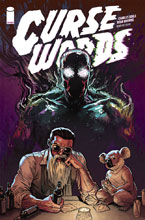 Image: Curse Words #3 (cover A - Browne)  [2017] - Image Comics