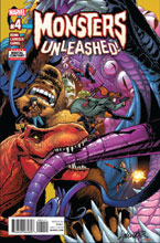 Image: Monsters Unleashed #4  [2017] - Marvel Comics