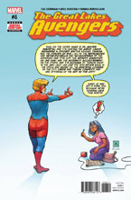 Image: Great Lakes Avengers #6  [2017] - Marvel Comics