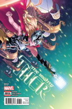 Image: Mighty Thor #17  [2017] - Marvel Comics