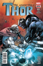 Image: Unworthy Thor #5 - Marvel Comics
