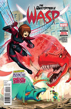 Image: Unstoppable Wasp #3  [2017] - Marvel Comics