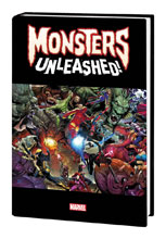Image: Monsters Unleashed Monster-Sized HC  - Marvel Comics