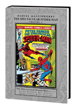 Image: Marvel Masterworks: Spectacular Spider-Man Vol. 01 HC  - Marvel Comics