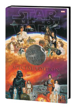 Image: Star Wars Special Edition: A New Hope HC  - Marvel Comics
