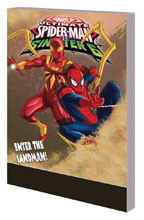 Image: Marvel Universe Ultimate Spider-Man vs. the Sinister Six Vol. 02 SC  - Marvel Comics