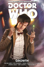 Image: Doctor Who: 11th Doctor Vol. 07 - Growth HC  - Titan Comics
