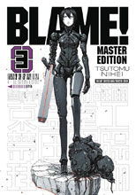 Image: Blame! Master Edition Vol. 03 SC  - Vertical Comics