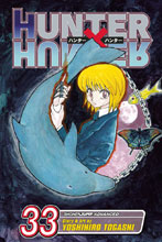 Image: Hunter X Hunter Vol. 33 GN  - Viz Media LLC