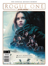 Image: Rogue One: The Official Mission Debrief Collector's Edition  - Titan Comics