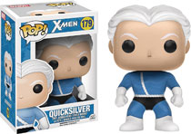 Image: POP! Marvel X-Men Vinyl Figure: Quicksilver  - Funko