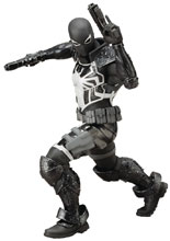 Image: Marvel OW! ArtFX+ Statue 1/10 Scale Pre-Painted Model Kit: Agent Venom  - Koto Inc.