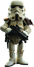 Image: Star Wars Action Figure: HMF-019 Sandtrooper  - Hero Cross Co. Ltd