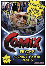 Image: Comix: Beyond the Comic Book Pages DVD  - Bleeding Heart Productions