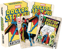 Image: Doctor Strange Comic Book Playing Cards  - Nmr Distribution America
