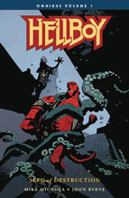 Image: Hellboy Omnibus: Seed of Destruction Vol. 01 SC  - Dark Horse Comics
