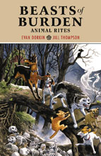 Image: Beasts of Burden: Animal Rites SC  - Dark Horse Comics