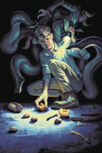 Image: Buffy the Vampire Slayer Season 11: Giles #2 - Dark Horse Comics
