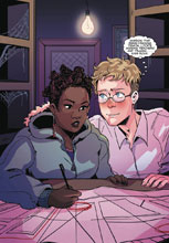 Image: Buffy the Vampire Slayer Season 11: Giles #2 (variant cover - Jovellanos) - Dark Horse Comics